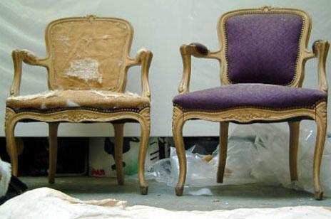 Ремонт мягкой мебели кресла своими руками фото
