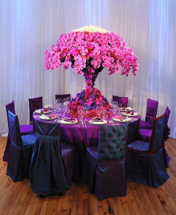 Декор стол фото